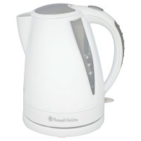 Russell Hobbs 15075 Buxton White 1.7L Cordless Kettle
