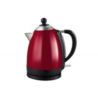 Sabichi 98665 Red Cordless Kettle