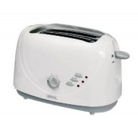 WAHL ZX515 WHITE 2 SLICE TOASTER